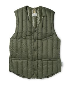 Rocky Mountain Featherbed | Six Month Quilted Shell Down Gilet