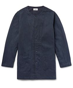 CHIMALA | Herringbone Cotton Jacket