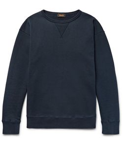 CHIMALA | Loopback Cotton-Jersey Sweatshirt