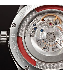 Bremont | Ac I Automatic Chronometer Stainless Steel And Leather Watch
