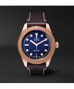 Oris | Carl Brashear And Leather Watch