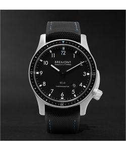 Bremont | Model 1/Bk/Ss Automatic Chronometer Watch