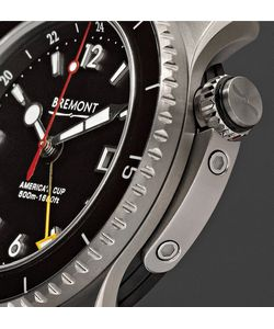 Bremont | Oracle Ii Watch With Rubber And Kevlarreg Straps