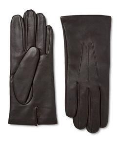 DENTS | Bath Cashmere-Lined Leather Gloves