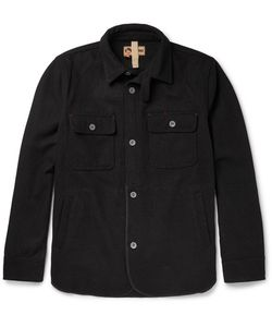 Nigel Cabourn | Cpo Wool-Blend Shirt Jacket