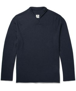 Sasquatchfabrix | Aquatchfabrix. Hawl-Collar Knitted Weater