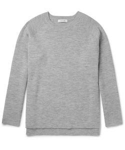NONNATIVE   Dweller Ribbed-Knit Wool-Blend Sweater
