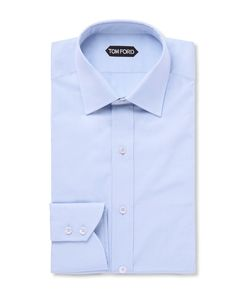 Tom Ford | Slim-Fit Cotton-Poplin Shirt