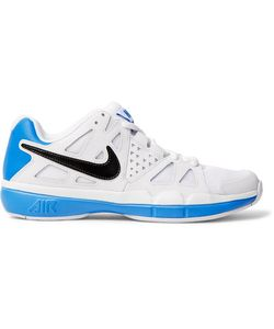 Nike Tennis | Air Vapor Advantage Faux Leather And Mesh Tennis