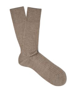 Falke | Ribbed Cashmere Socks