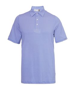 Kjus Golf | Soren Striped Stretch-Jersey Golf Polo Shirt
