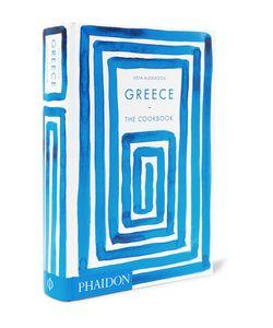 Phaidon | Greece The Cookbook Hardcover Book