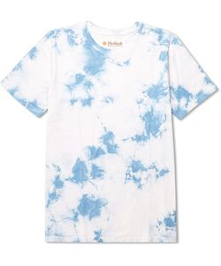 MOLLUSK | Tie-Dyed Cotton-Jersey T-Shirt