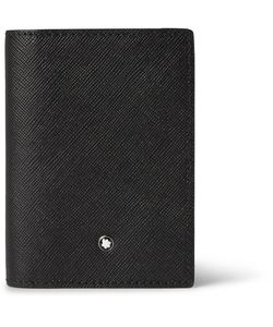 Mont Blanc | Montblanc Sartorial Cross-Grain Leather Bifold Cardholder