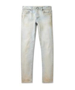 John Elliott | The Cast 2 Skinny-Fit Distressed Denim Jeans