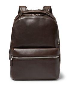 SHINOLA | Runwell Leather Backpack
