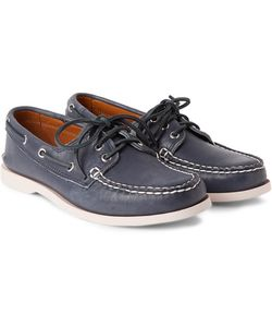 Quoddy | Downeast Leather Boat Shoes
