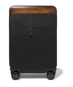 BERLUTI | Formula 1004 Full-Grain Leather Suitcase