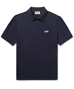Everest Isles | Cotton-Jersey Polo Shirt