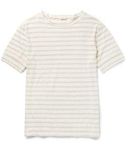 Eidos | Striped Cotton-Jersey T-Shirt