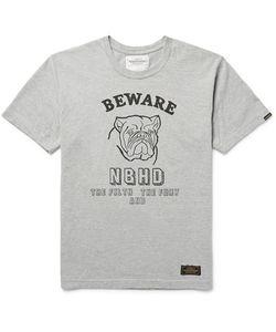 Neighborhood | Printed Cotton-Jersey T-Shirt