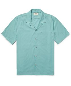 Everest Isles | Camp-Collar Voile Shirt