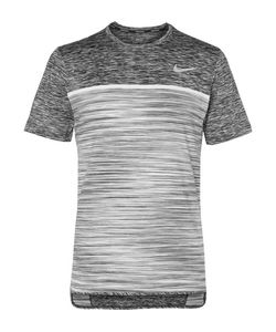 Nike Tennis | Court Dry Challenger Space-Dyed Dri-Fit Tennis T-Shirt