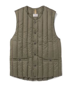 Rocky Mountain Featherbed | Six Month Shell Down Gilet