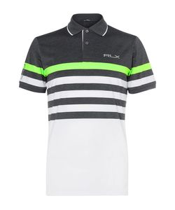 RLX Ralph Lauren | Striped Stretch-Jersey Golf Polo Shirt
