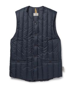 Rocky Mountain Featherbed | Six Month Quilted Nylon Down Gilet