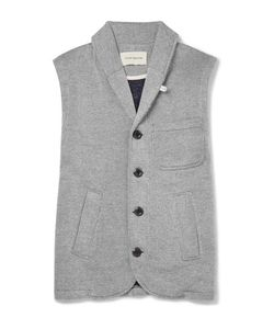 Oliver Spencer Loungewear | Lounge Lux Jersey Gilet