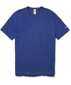 Todd Snyder + Champion | Slub Cotton-Jersey T-Shirt