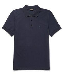 BERLUTI | Cotton-Piqué Polo Shirt
