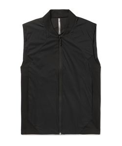 Arcteryx Veilance | Arcteryx Veilance Quoin Slim-Fit Shell And Wool-Blend Ponte Gilet