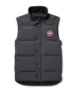 Canada Goose | Garson Quilted Shell Down Gilet