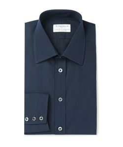 Kingsman | Turnbull Asser Cotton-Poplin Shirt