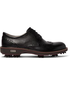 Ecco Golf | Ecco Classic Lux Panelled Leather Golf Shoes