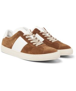 Paul Smith | Levon Suede And Leather Sneakers