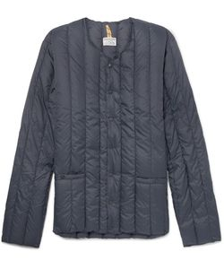 Rocky Mountain Featherbed | Six Month Slim-Fit Quilted Shell Down Jacket
