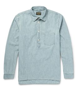 JEAN SHOP | Ethan Cotton-Chambray Shirt