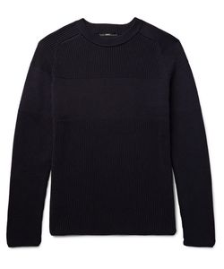 HELBERS | Ribbed Cotton Sweater