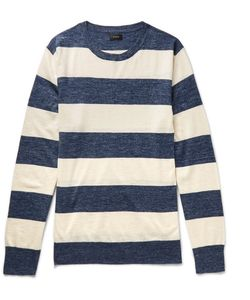 J.Crew | Striped Knitted Sweater