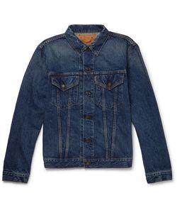 Orslow | Washed-Denim Jacket