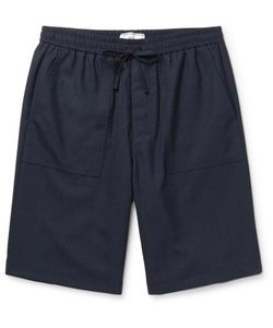 Ami | Wool Bermuda Shorts