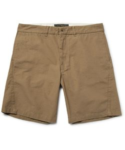 Freemans Sporting Club | Cotton-Ripstop Shorts