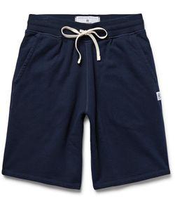 Reigning Champ | Loopback Cotton-Jersey Drawstring Shorts