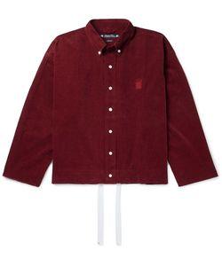 Sasquatchfabrix | . Button-Down Collar Cotton-Corduroy Shirt