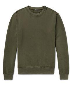 BERLUTI | Loopback Cotton-Jersey Sweatshirt