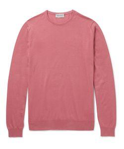 John Smedley | Hatfield Sea Island Cotton Sweater