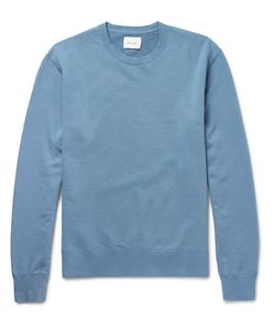 Steven Alan | Loopback Cotton-Jersey Sweater